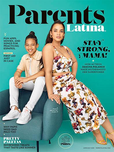 Parents Latina June 12, 2020 Cover