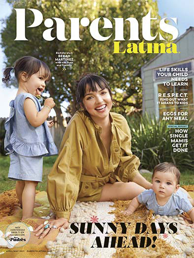 Parents Latina March 12, 2021 Cover