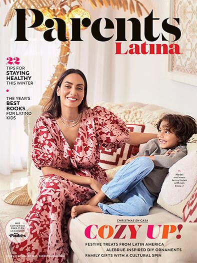 Parents Latina November 13, 2020 Cover