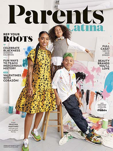 Parents Latina January 15, 2021 Cover