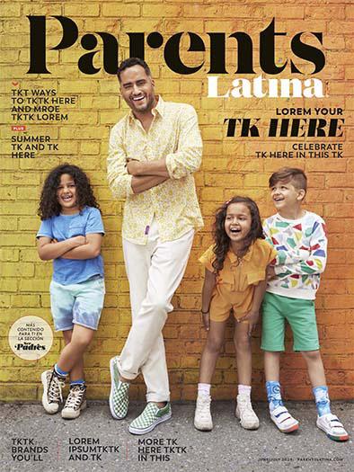 Parents Latina June 11, 2021 Cover