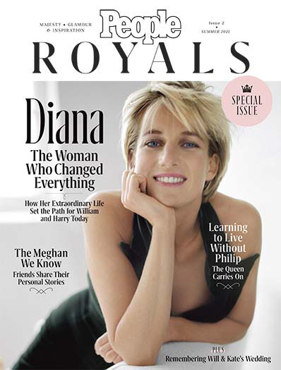 People Royals June 11, 2021 Cover