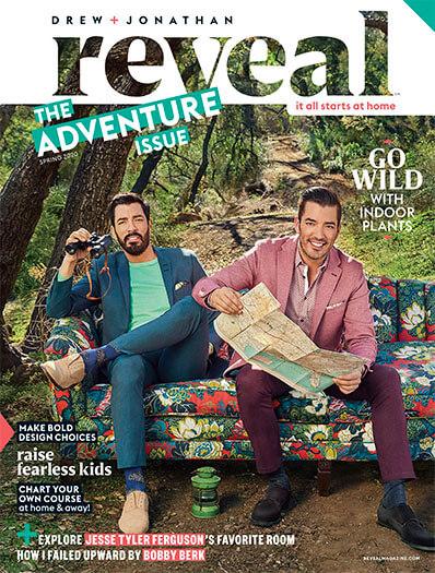 Reveal Magazine April 10, 2020 Cover