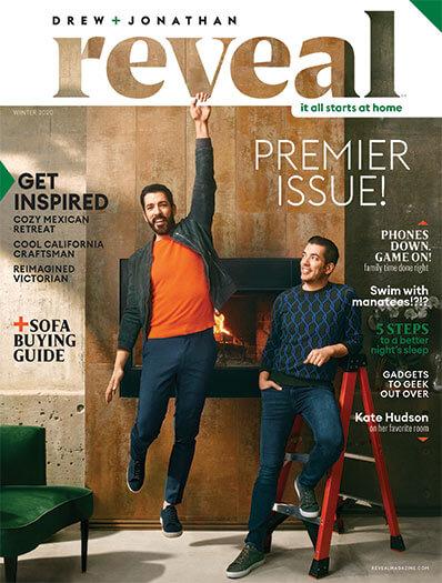 Reveal Magazine January 10, 2020 Cover