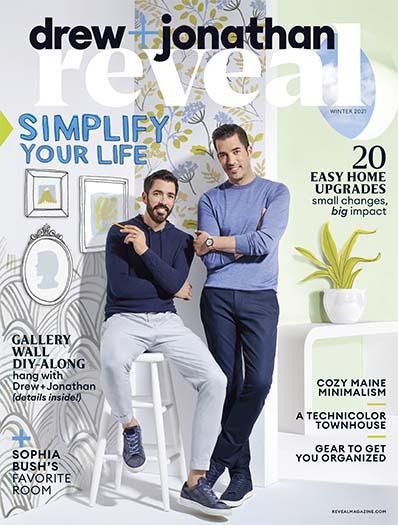 Reveal Magazine January 8, 2021 Cover
