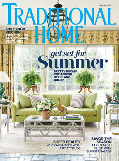 Traditional Home May 8, 2020 Cover