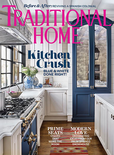Traditional Home January 17, 2020 Cover
