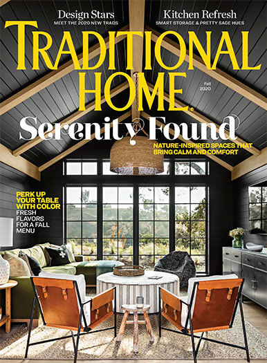 Traditional Home July 31, 2020 Cover