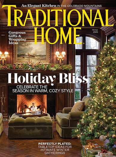 Traditional Home October 30, 2020 Cover