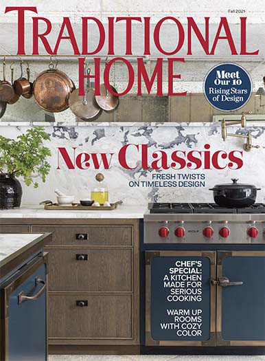 Traditional Home July 30, 2021 Cover