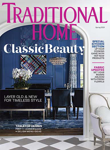Traditional Home January 29, 2021 Cover