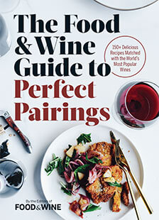 Cover of Food & Wine: Guide to Perfect Pairings