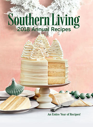 Cover of Southern Living: 2018 Annual Recipes