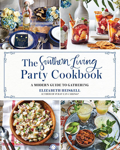 Cover of The Southern Living Party Cookbook