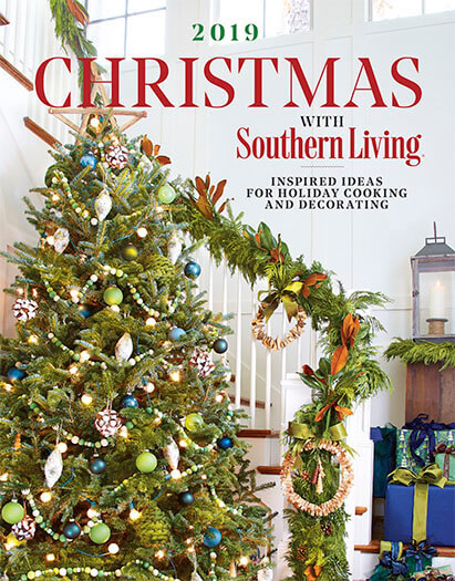 Cover of 2019 Christmas with Southern Living