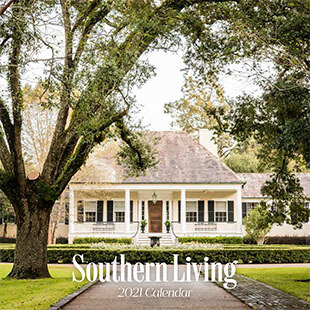 Cover of Southern Living 2021 Calendar