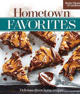 Cover of Better Homes & Gardens Hometown Favorites Volume 10