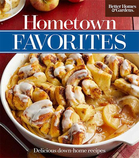 Cover of Better Homes & Gardens Hometown Favorites Volume 11