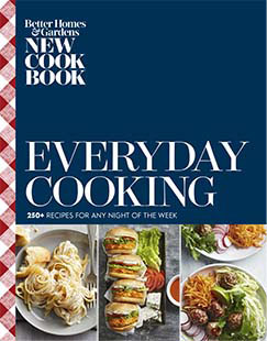 Cover of Better Homes & Gardens New Cookbook Everyday Cooking
