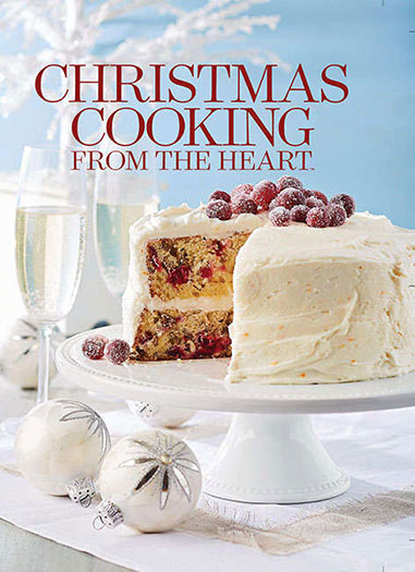 Cover of Christmas Cooking From The Heart Volume 16