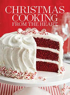 Cover of Christmas Cooking From The Heart Volume 17