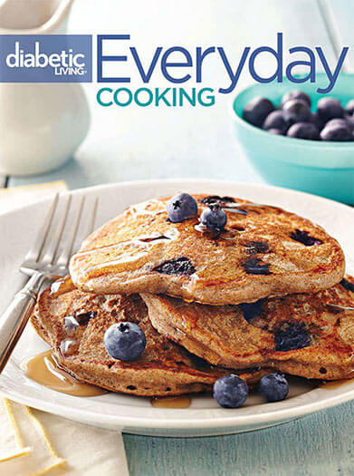 Cover of Diabetic Living Everyday Cooking Volume 8
