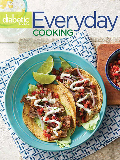 Cover of Diabetic Living Everyday Cooking Volume 9