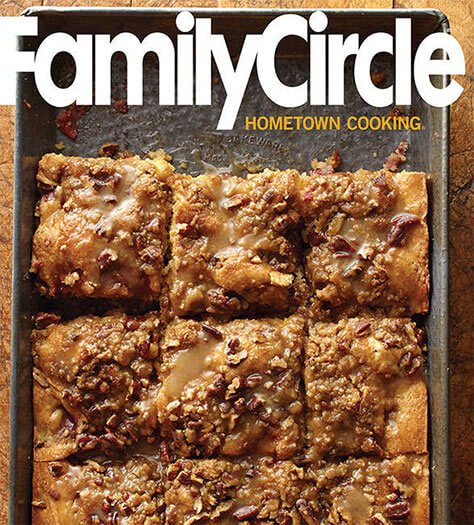 Cover of Family Circle Hometown Cooking Volume 8
