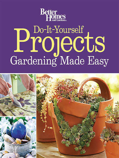 Cover of Do-It-Yourself Projects Gardening Made Easy