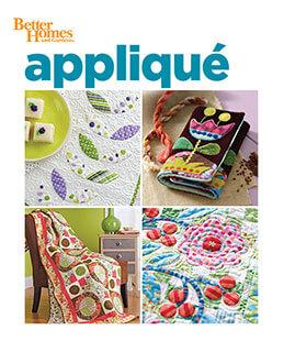 Cover of Appliqué