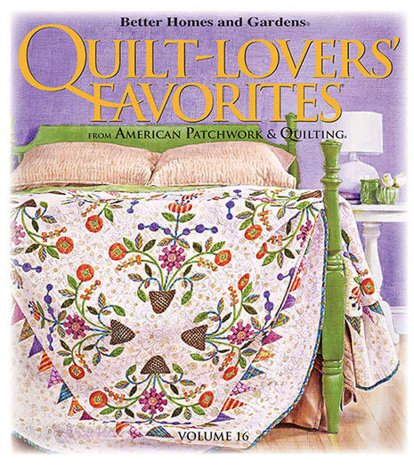 Cover of Quilt Lovers' Favorites Volume 16