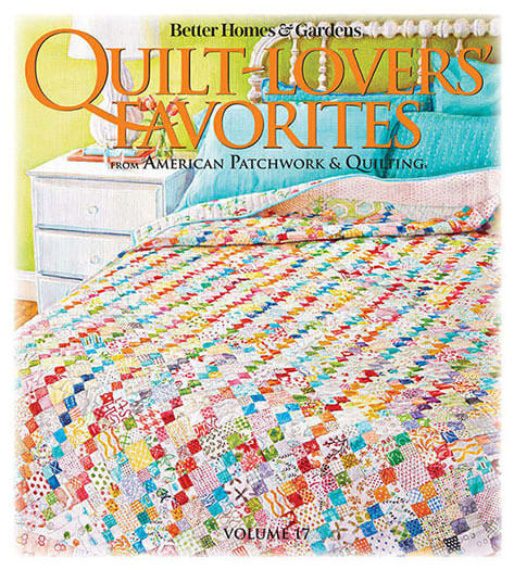 Cover of Quilt Lovers' Favorites Volume 17