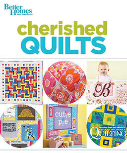 Cover of Cherished Quilts
