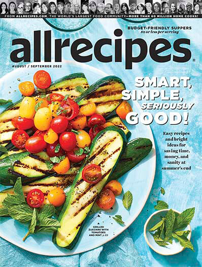 Subscribe to Allrecipes