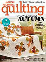 American Patchwork & Quilting 1 of 5
