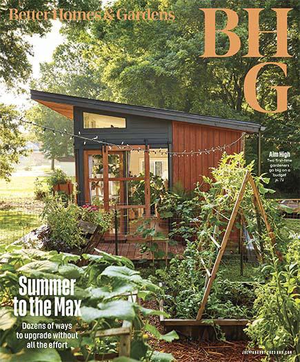 Best Price for Better Homes & Gardens Magazine Subscription