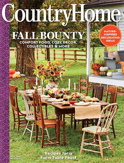 More Details about Country Home Magazine