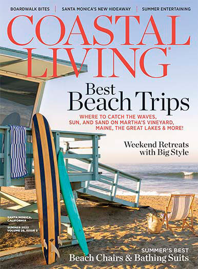 Best Price for Coastal Living Magazine Subscription