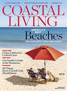 Latest issue of Coastal Living