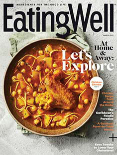 Latest issue of EatingWell
