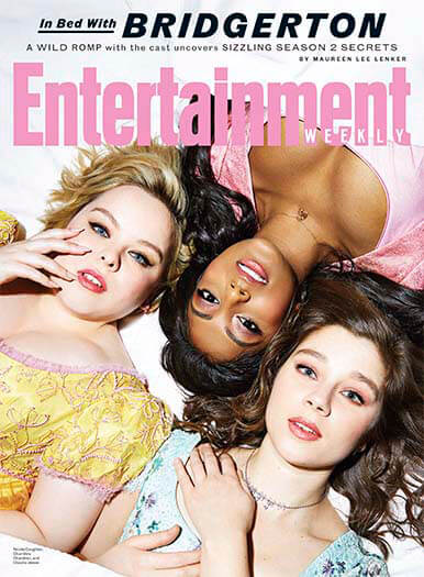 Latest issue of Entertainment Weekly