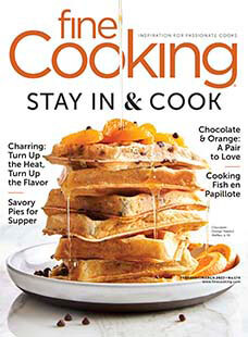 Latest issue of Fine Cooking