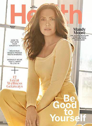 Latest issue of Health Magazine