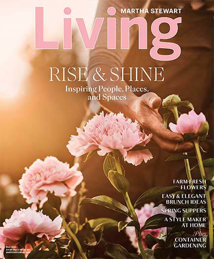Latest issue of Martha Stewart Living