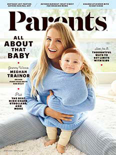 Latest issue of Parents Magazine