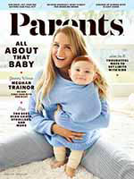 Cover of Parents magazine