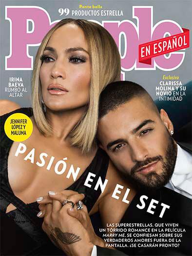 Latest issue of People en Español