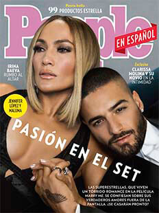 Latest issue of People en Español