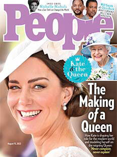 Latest issue of PEOPLE Magazine
