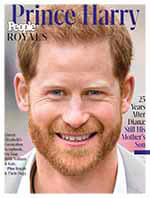 Cover of People Royals magazine
